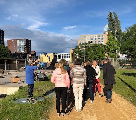 Spoorpark Tilburg door Hera Netwerk